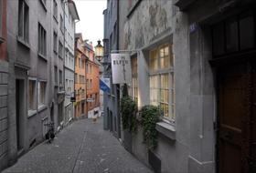 Unser Atelier im Niederdorf von Zürich
