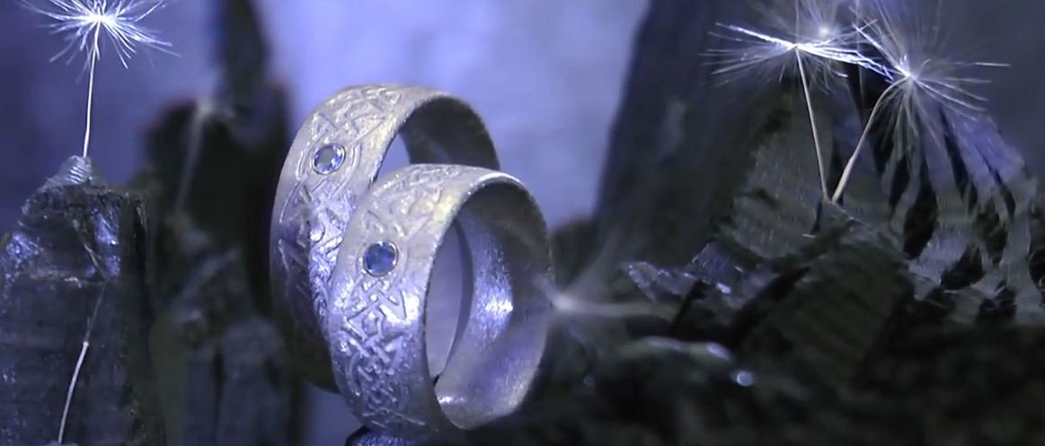 Keltisches Ring-Design
